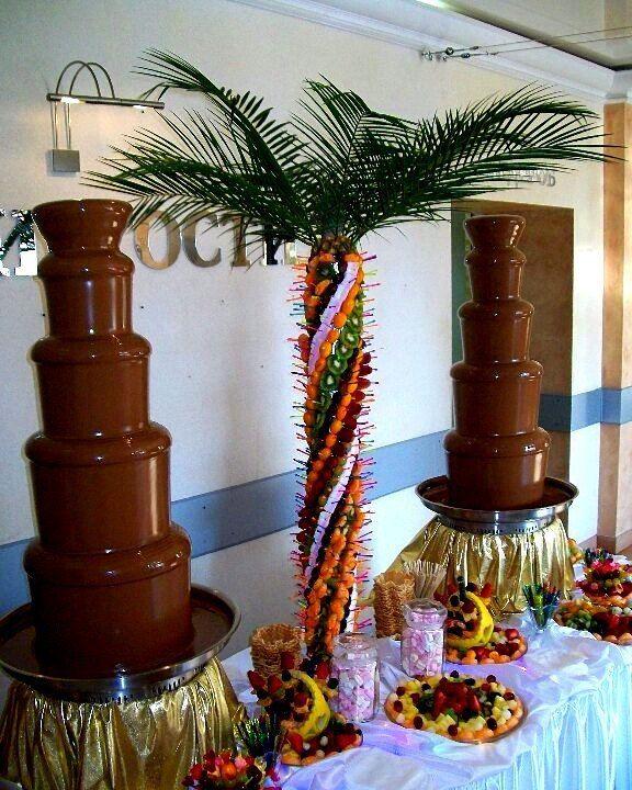 """Фото 15816544 в коллекции Свадьбы с нашими шоколадными фонтанами. - Кондитеры """"Шоколадная радуга"""""""