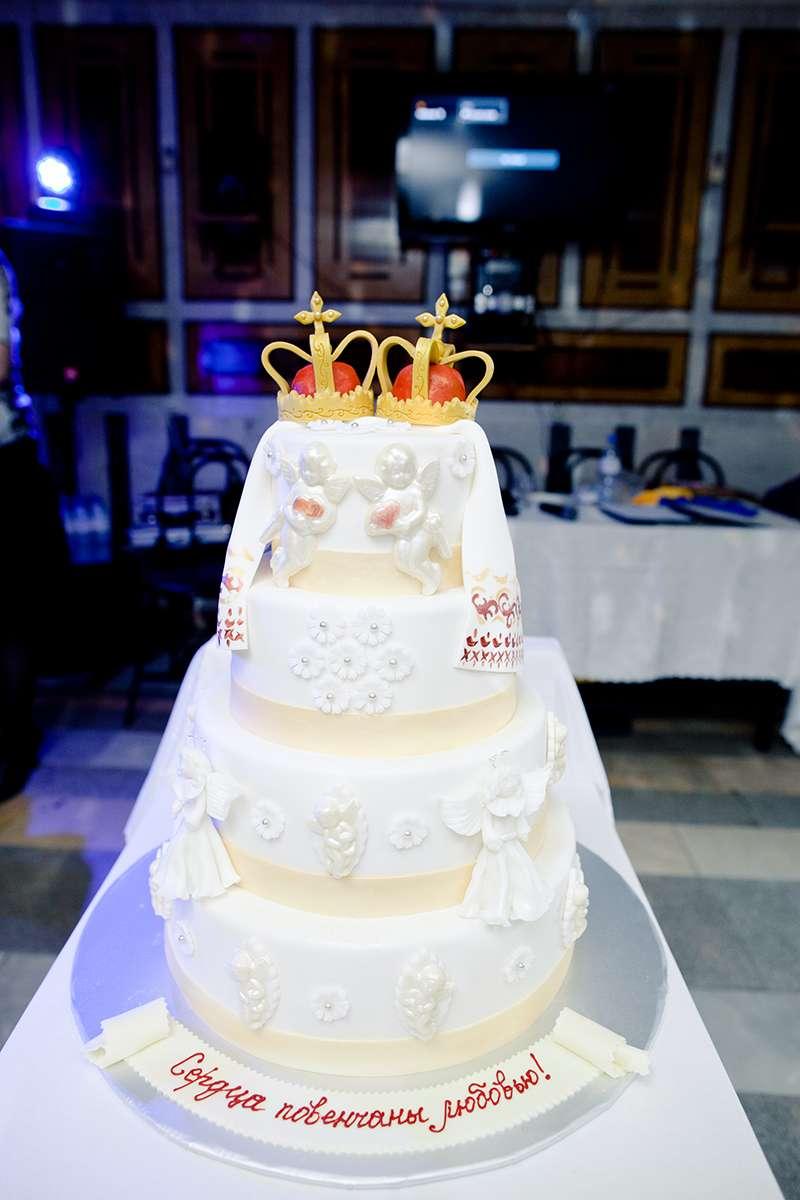 торт на венчание картинки были растеряны