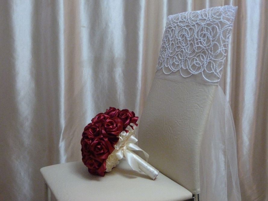 Букет невесты дублёр