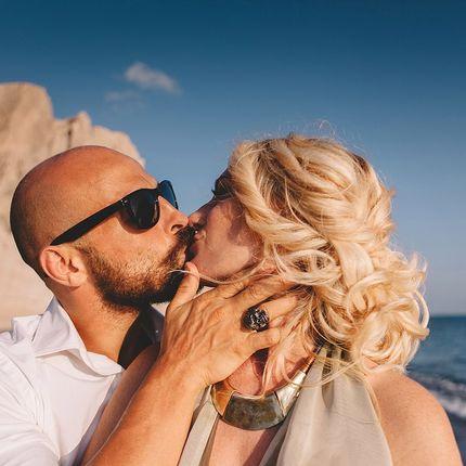Прическа и макияж для гостей невесты в Италии