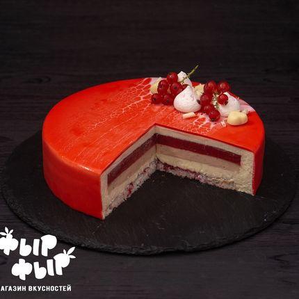 Муссовый торт Ягодное лето