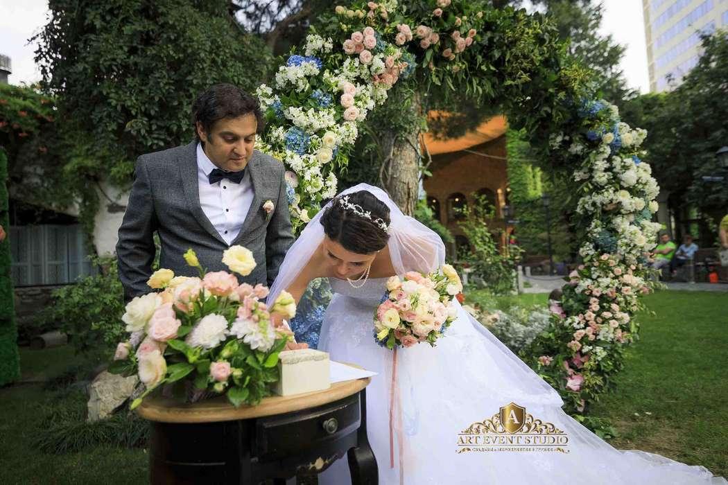 Свадьба в Тбилиси - фото 19033082 Art Event Studio