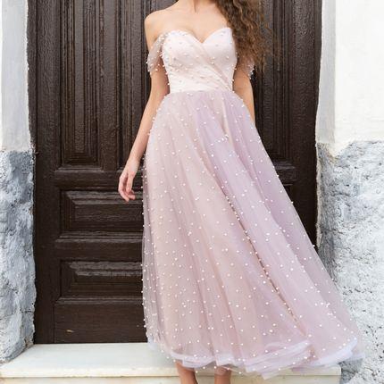 """Платье """"Воздушные замки"""""""