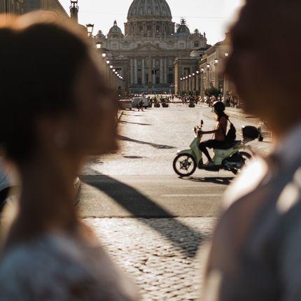 """Организация символической свадьбы в Италии для двоих """"под ключ"""""""