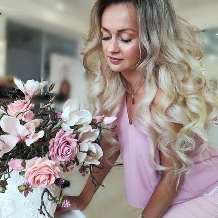 Сопровождение стилистом невесты на полный день