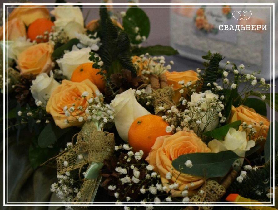 """Фото 19787185 в коллекции Цветочные композиции - """"Свадьбери"""" - организация свадеб"""