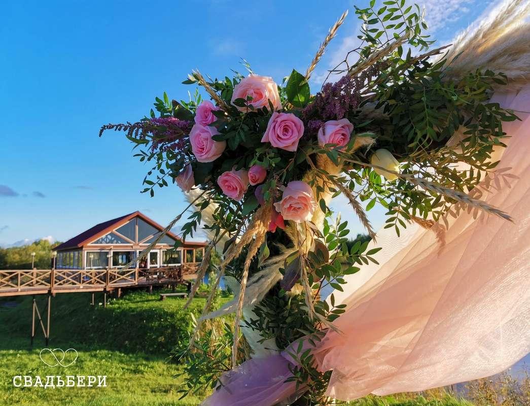 """Фото 19899117 в коллекции Цветочные композиции - """"Свадьбери"""" - организация свадеб"""