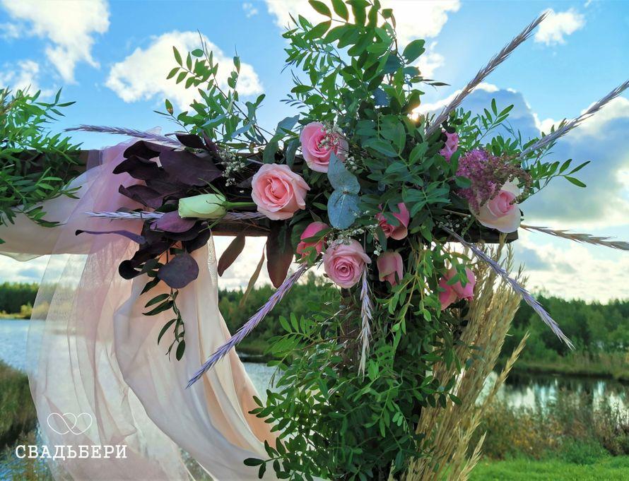 """Фото 19899121 в коллекции Цветочные композиции - """"Свадьбери"""" - организация свадеб"""