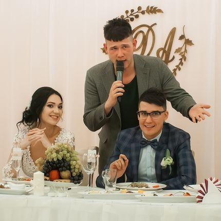 Проведение свадьбы + диджей, 4 часа + консультация