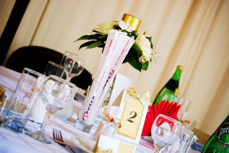 Фото 59739 в коллекции Мои свадебные аксессуары ручной работы - Юлия - свадебный распорядитель