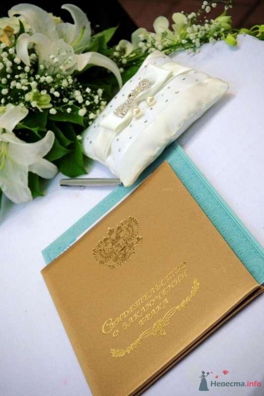 Фото 59749 в коллекции Мои свадебные аксессуары ручной работы - Юлия - свадебный распорядитель