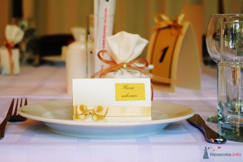 Банкетная карточка - фото 59750 Юлия - свадебный распорядитель