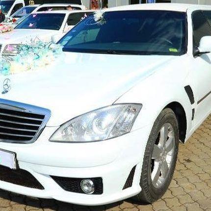 Лимузин Mercedes W221 в аренду, 8 мест