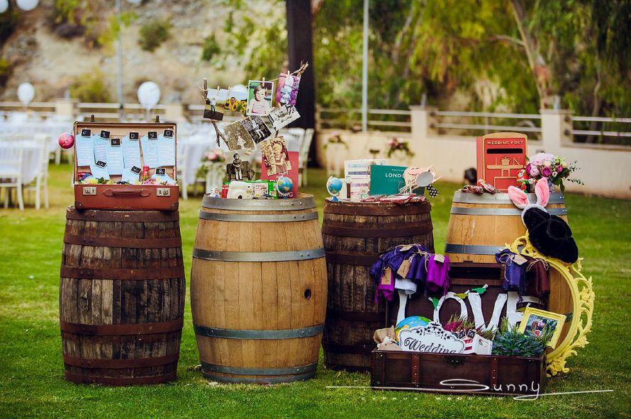 Фото 10972636 в коллекции Декор от Cyprus Wedding - Sunny Cyprus Wedding