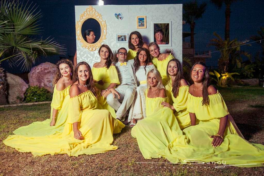 Фото 10972640 в коллекции Декор от Cyprus Wedding - Sunny Cyprus Wedding