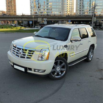 Внедорожник №8 Cadillac Escalade в аренду