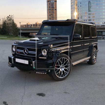 №7 Внедорожник Mercedes-Benz Gelandewagen в аренду