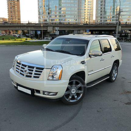 №8 Внедорожник Cadillac Escalade в аренду
