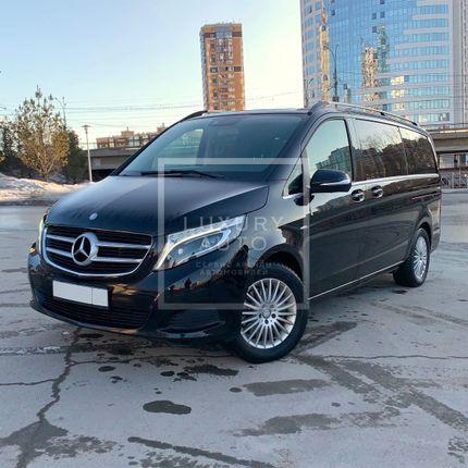 №5 Микроавтобус Mercedes-Benz V class в аренду