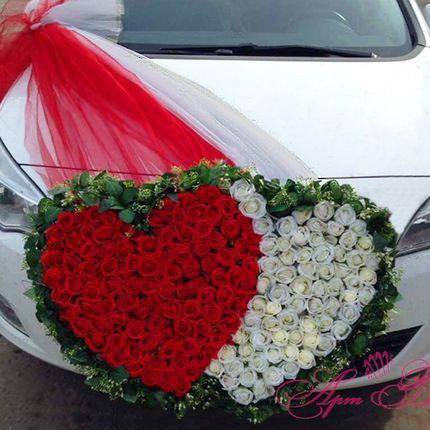 Украшения на автомобили в прокат, цена от