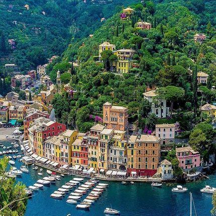 Официальная свадьба Италии в Портофино