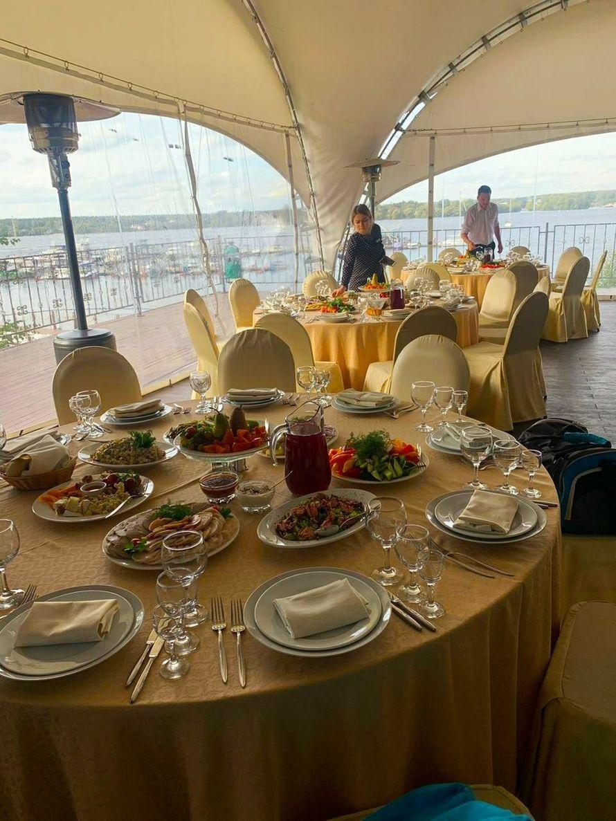 Фото 19312974 в коллекции Свадьба Малый Шатер - Отель-яхт клуб Новый Берег