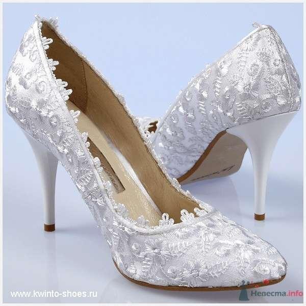 4700 - фото 60269 Kwinto-shoes - cвадебная обувь