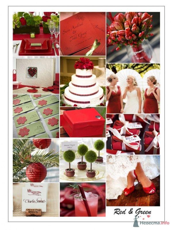 Свадьба в красном цвете - фото 61489 Vika83