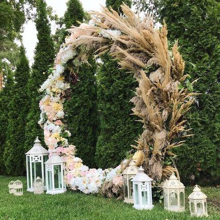 Оформление арки для церемонии, цена в грн