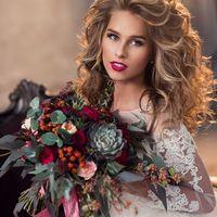 Фото: Наталия Мужецкая  Образ невесты: Надежда Борисова  Букет: Татьяна Кудряшова