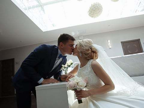 Свадьба Александра и Кристины 12 июня 2016 (SDE)