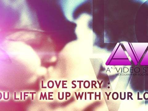LOVE STORY Дмитрия и Галины: You lift me up with Your love
