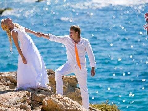Свадьба Миши и Стеллы