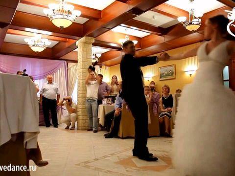 Самый нежный и трогательный свадебный вальс!