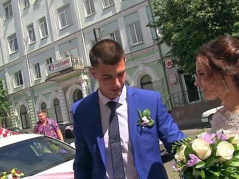 Незабываемая свадьба Олега и Виктории... Мне нравитсяПоделиться