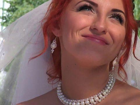 Блеск в глазах....Очаровательная свадьба !