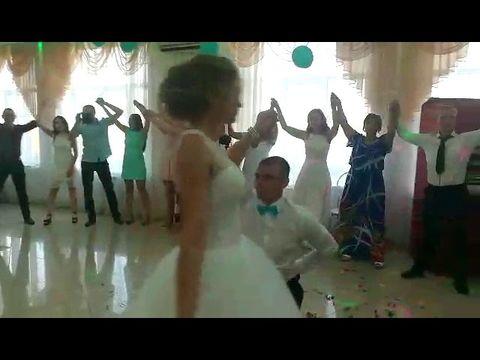 первый танец молодых, свадебный вальс, постановка