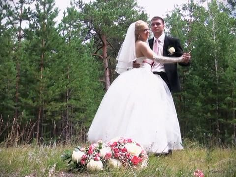Красивая свадьба Дмитрия и Галины 56