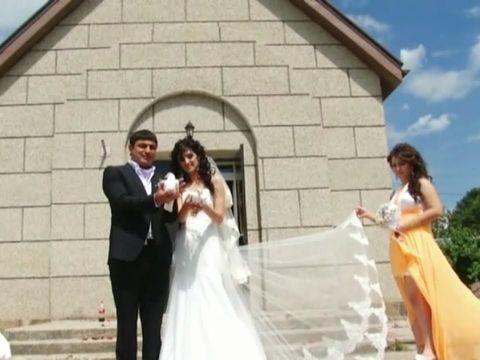 Красивая свадьба Ратмира и Анжелы 44