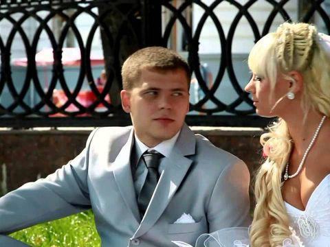 Свадьба Михаила и Насти 10 августа 2013 г