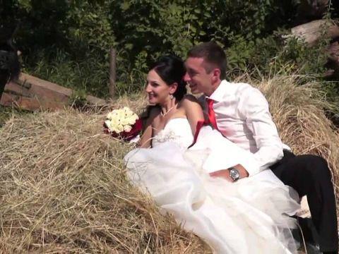Красивая свадьба Романа и Ларисы 10 08 2012 г 24