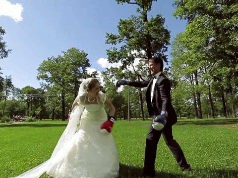 Красивая свадьба Никиты и Виктории 9 08 2013 г 25