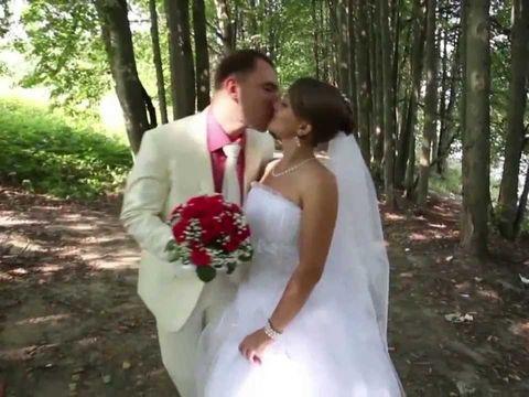 Красивая свадьба Сергея и Нины 1 06 2013г 27