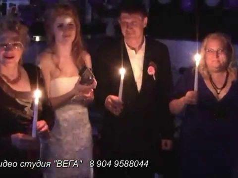 Красивая весенняя свадьба Виталия и Елены 41