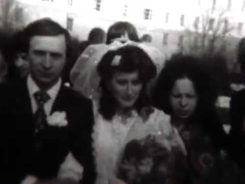 Наша свадьба 07 03 1981 год