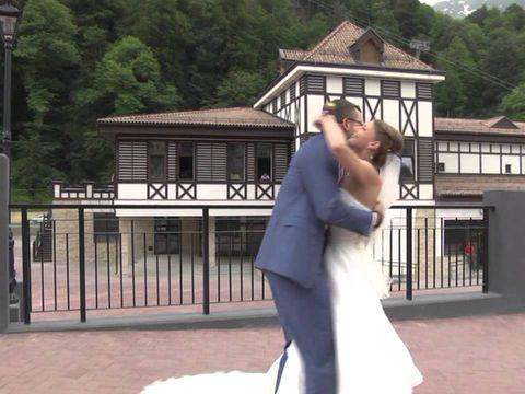 Свадьба в Сочи 1 июня