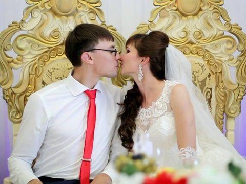 Ведущая Юлия Ащеулова. Свадьба Карины и Сергея.