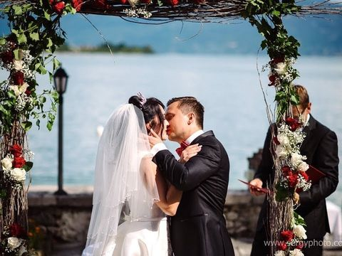 Wedding on Garda Lake: Max & Valeria