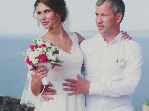 Wedding in Sardinia: Tanya & Vasia