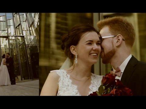 Свадебный клип в СПб.